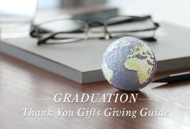 & Graduation Thank You Gifts Giving Guide | Crystal Central Official Blog