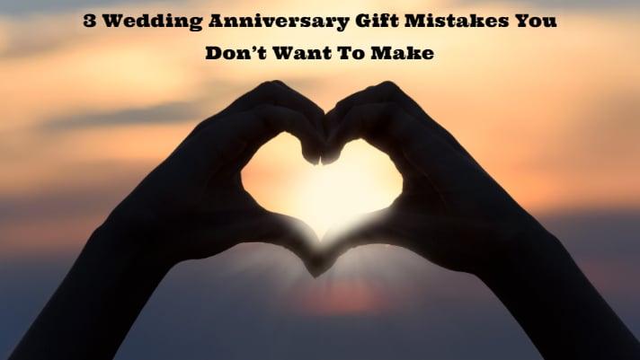 wedding anniversary gifts