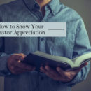How to Show Your Pastor Appreciation