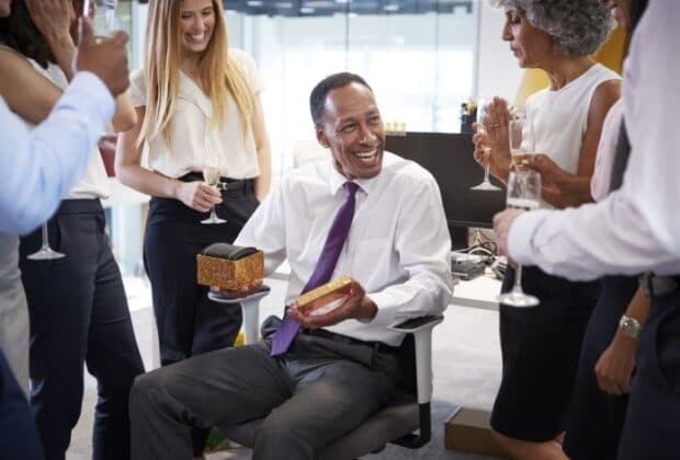 Gift Ideas for Celebrating Retiring Colleagues