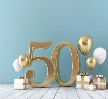 What To Write for a 50th Anniversary