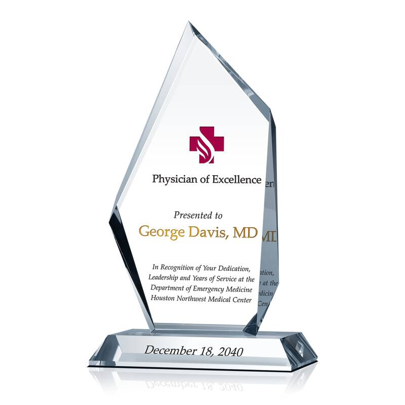 Superb Physician Of Excellence Award Pertaining To Excellence Award Wording