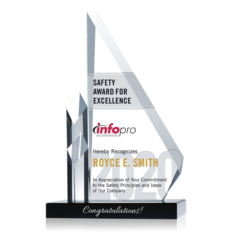 Safety Excellence Award