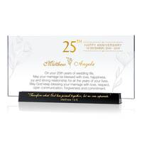 Christian Silver Wedding Anniversary Gift