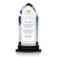 50th Anniversary Prayer Gift Plaque