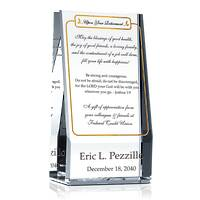 Happy Retirement Gift Plaque