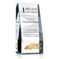 One Million Miles Safe Driver Award