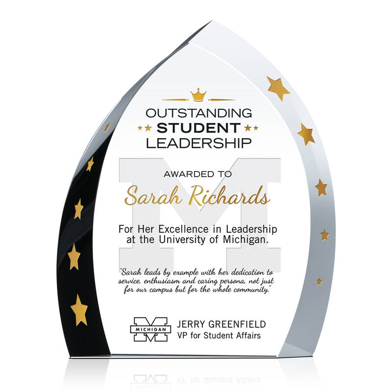 Outstanding Student Leadership