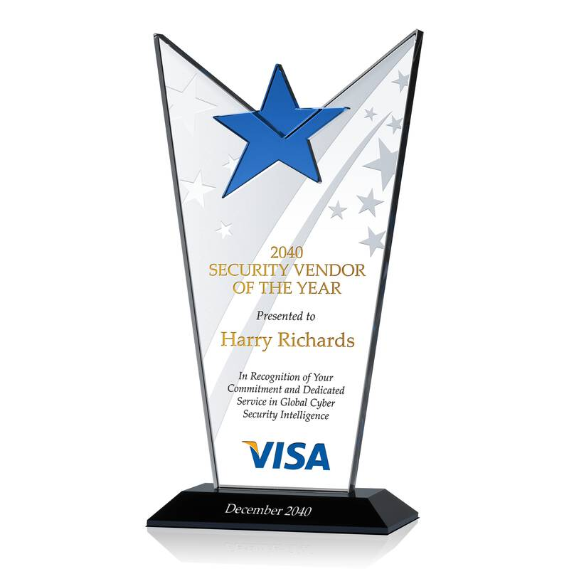 Star Vendor Of The Year Award Wording Sample By Crystal