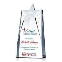 Christian Pastor Award Plaque