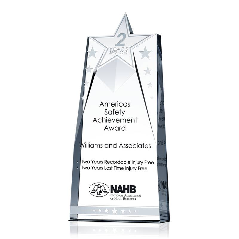 Annual Safety Star Award