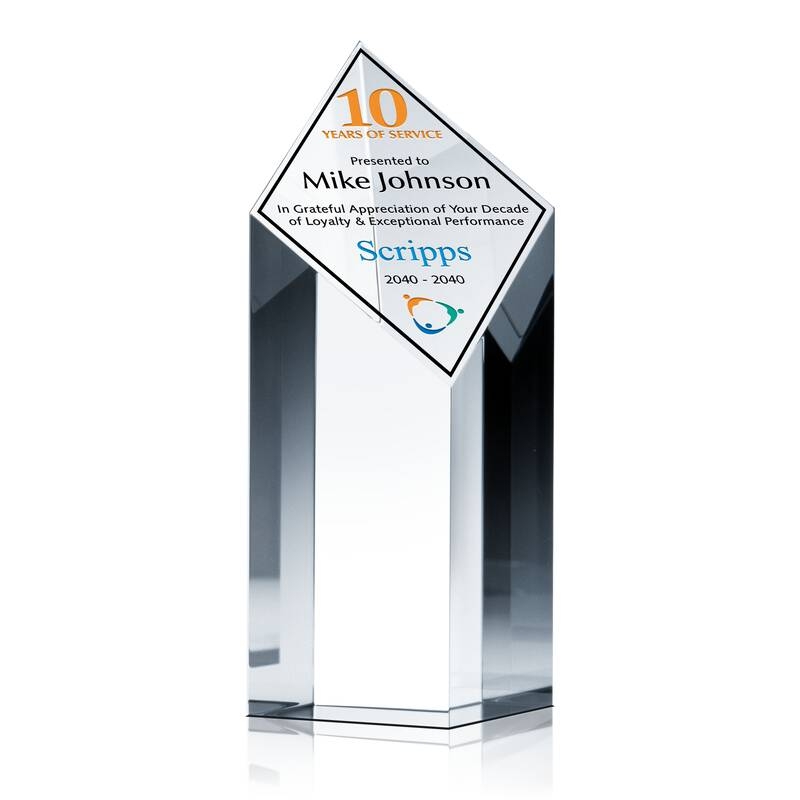 Length Of Service Award Wording Ideas Wording Sample By