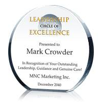 Leadership Circle of Excellence Award