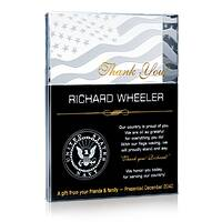 Navy Sailor Thank You Gift