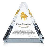 Church Pianist Retirement Gift