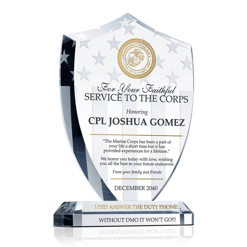 Marine Corps Faithful Service Award