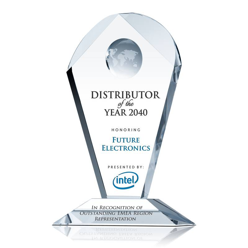 outstanding distributor performance award