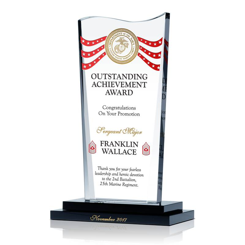 USMC Promotion Achievement Award