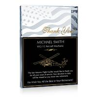 Army Mechanic Appreciation Award