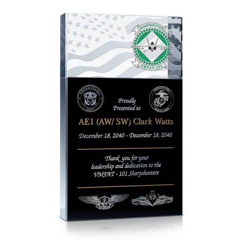 Navy Military Service Appreciation Gift