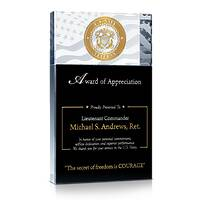 US Navy Veteran Appreciation Award