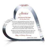 Sample Christian Anniversary Love Message