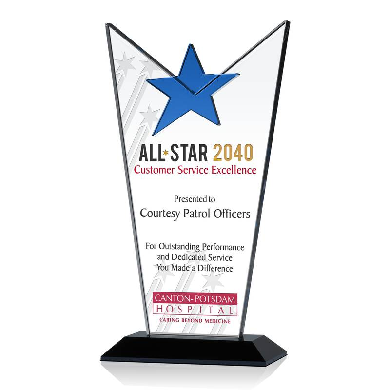Star Performer Employee Award Wording Sample By Crystal