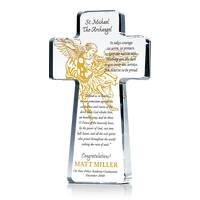 St. Michael Prayer for Police Graduation