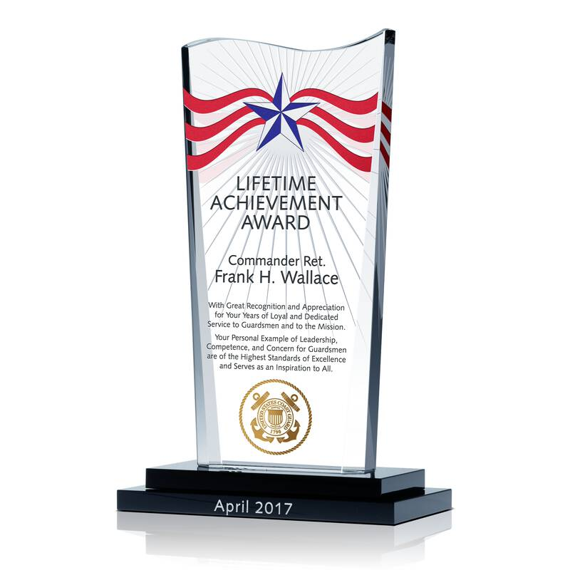 USCG Achievement Award
