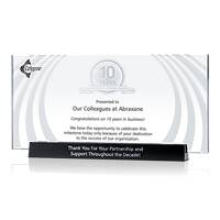 Corporate Anniversary Gift Plaque Ideas