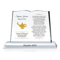 Nurse Graduation Gift Plaque