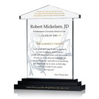 Lawyer's Prayer Gift Plaque