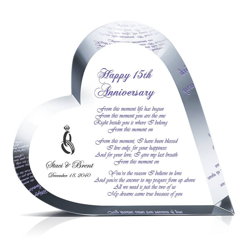 15th Wedding Anniversary Gift For Wife: 15th Wedding Anniversary Quotes And Wishes