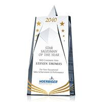 Star Salesman Achievement Award