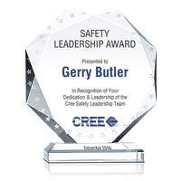 Leadership Award for Safety