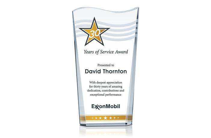 Home » Corporate Recognition » Crystal Wave Recognition Awards