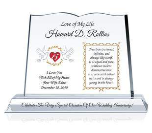 free anniversary card for husband