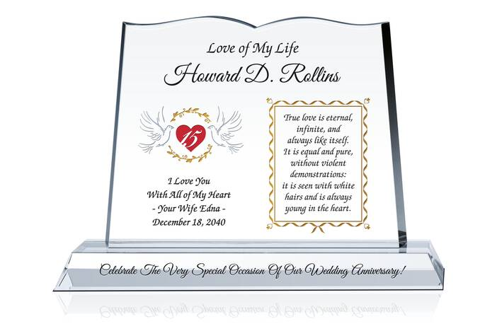 Home » Wedding Anniversaries » Anniversary Gift for Husband