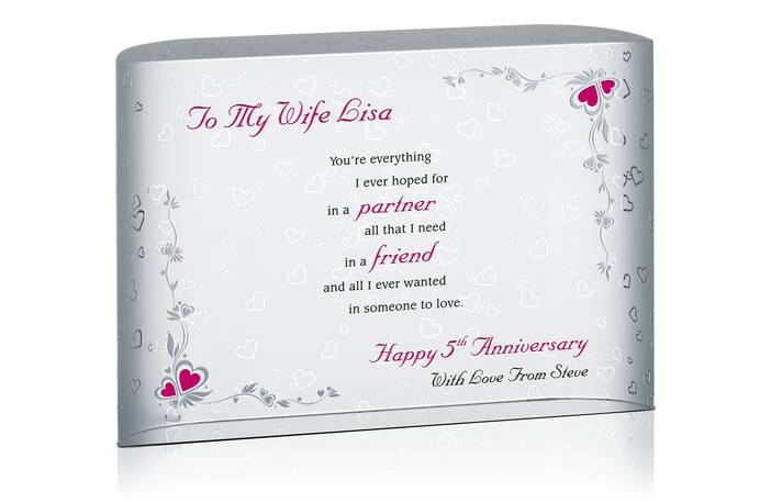 Home » Wedding Anniversaries » Anniversary Gift for Wife
