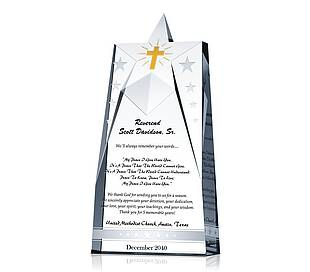 Star Pastor Appreciation Gift