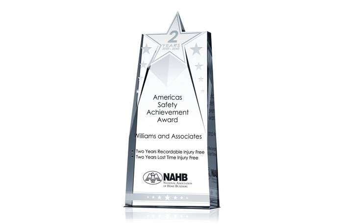 Star Safety Achievement Awards