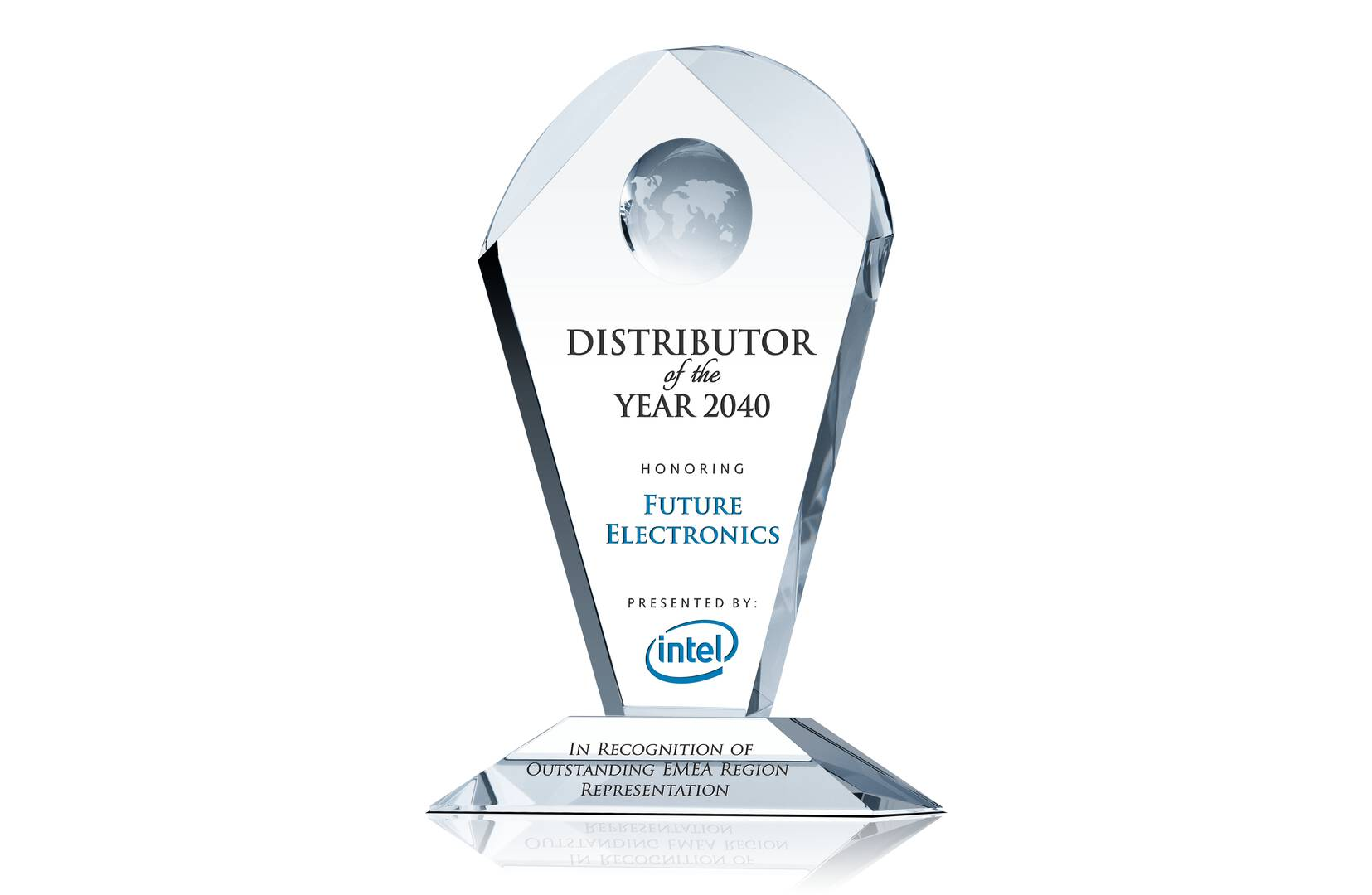 Geodesic Distributor Supplier Awards