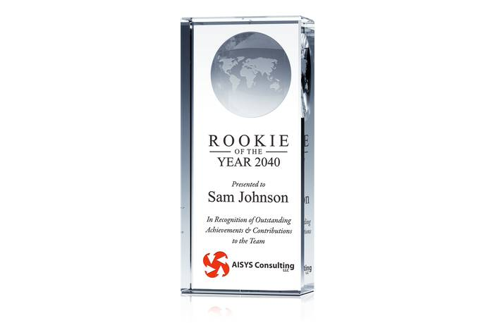 Home » Corporate Recognition » Rookie of the Year Awards
