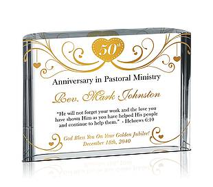 50th Ordination Anniversary Gift