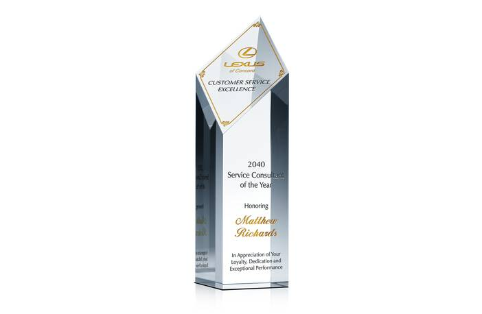 Diamond Corporate Award