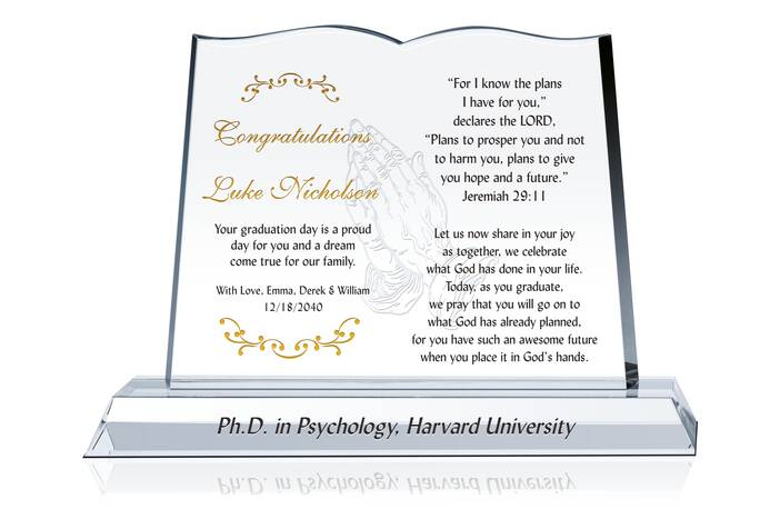 graduation wishes quotes and plaque wording ideas