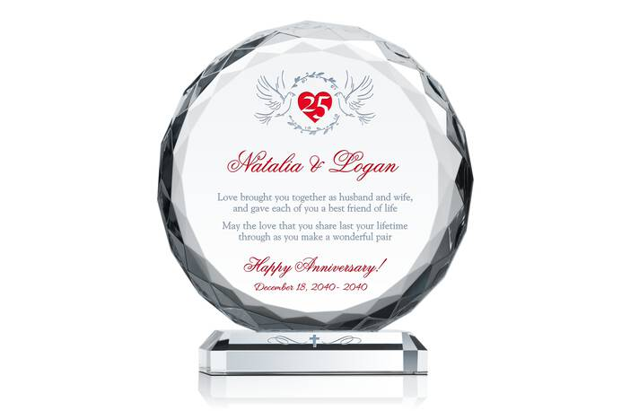 Religious Silver Wedding Anniversary Wishes