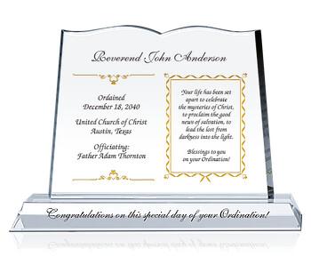 Pastor Ordination Gift
