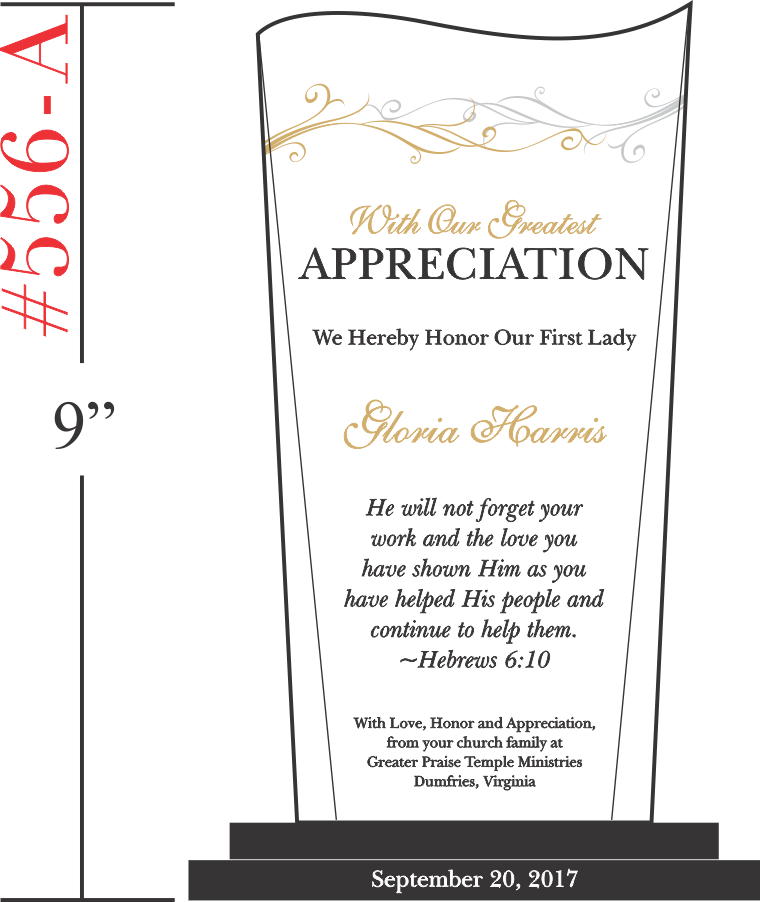 Minister's Wife Appreciation Verse Ideas