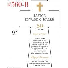 Happy Retirement Pastor Sample Wordings